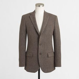 J Crew Men's Thompson Sport Wool Coat